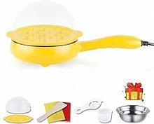 DKee Egg Boiler Non-Stick Boiled Eggs Boiler