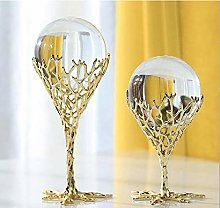 DKee home decorations Luxury Coral Branch Crystal
