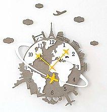 DKEE Wall clock European Wall Clock Creative