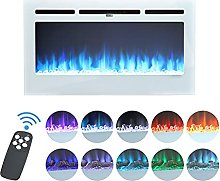 DKIEI Electric Fires, Wall Mounted/Insert Electric