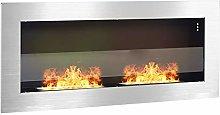 DKIEI Ethanol Fireplace Wall Mounted Bio Ethanol