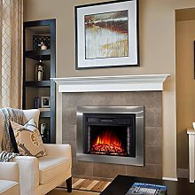 DKIEI Wall Recessed Mounted Fire Electric