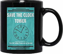 DKISEE Save The Clock Tower Back to The #Future