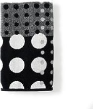 DKNY Dots Bath Towel, Grey