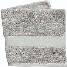 DKNY Lincoln Bath Towel, Fog