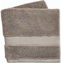 DKNY Lincoln Bath Towel, Oat