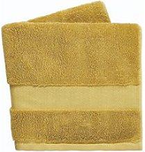 DKNY Lincoln Bath Towel, Ochre