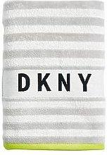 Dkny Ticker Tape Hand Towel