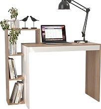 DlandHome 43.3inch Home Office Computer Desk,