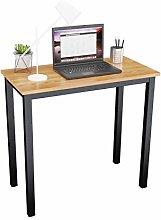 DlandHome Small Desk Computer Desk/Workstation 80