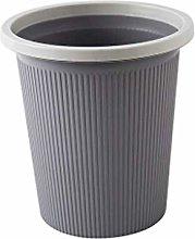 DLC Garbage Cans, Plastic Trash Can Wastebasket,