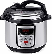 Dljyy 6L 8L Stainless Steel Electric Pressure