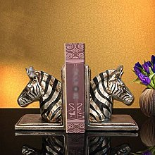 Dljyy Bookend Bookend with Antique Style for Home