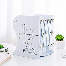 Dljyy Bookends Desk Nonskid Great For Magazine