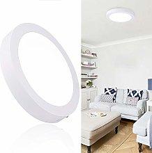 DLLT LED Ceiling Light IP44 Round 12 W Cool White