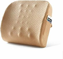 DLLY Lumbar Pillow Orthopedic Sleeping Pillow Back