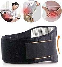 DLLY Soutien lombaire ceinture de soutien dorsal pour la posture