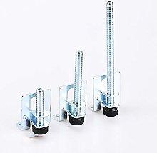 DLRSET Furniture Legs, 4Pcs 60/100/150mm Table