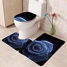 DLSM Over the Floor 3-Piece Bathroom Mat Set