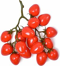 DLUcraft Artificial Fruit Cherry Tomatoes Fake