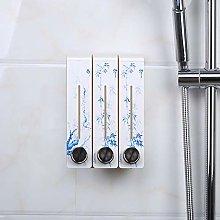 DM&FC Premium Manual Soap Dispenser Wall