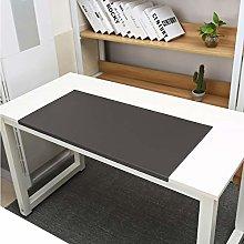 DM&FC PU Artificial Leather Office Desk Mouse Mat