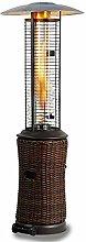 dmedc Outdoor Patio Heater, Villa Courtyard Retro
