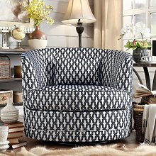 Dmitri Swivel Tub Chair ClassicLiving Upholstery