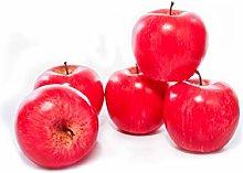 DMtse 5pcs Set Artificial Fruits Home House