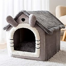 DMYONGLIAN Pet bed Removable Cat Bed House Kennel