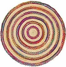 Dn Handicraft Indian Natural Fiber Handmade Chindi