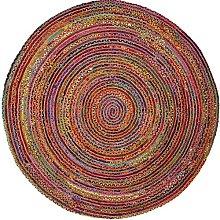 Dn Handicraft Indian Natural Fiber Handmade Red