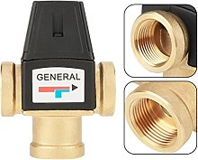 DN20 Household Thickened Brass 3 Way Mixing Valve