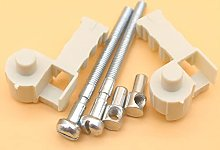 DNKKQ 2X Chain Tensioner AdjuFor STer Screw For