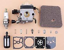 DNKKQ Carburetor Air Fuel Filter Repair Rebuild