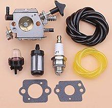 DNKKQ Carburetor Carb For STihl BR320 BR340 BR380