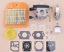 DNKKQ Carburetor Carb For STihl HS81 HS81R HS81RC