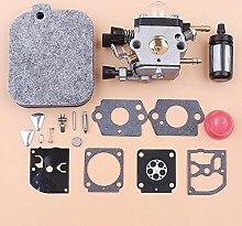 DNKKQ Carburetor Gasket Air Filter Carb Repair Kit