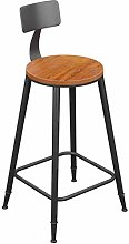 DNSJB Bar Commercial Chair High Stool Furniture
