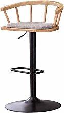 DNSJB bar stool Bar Chairs Breakfast Dining Stools