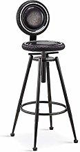 DNSJB bar stool Dining Chair High Stool Furniture