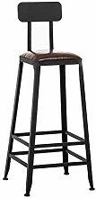 DNSJB bar stool Furniture High Stool Dining Stool