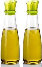 DOCCIS High-end Oil Dispenser Bottle 17 Oz Glass