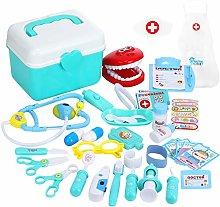 Doctor Toy Kit, joylink 33 Pcs Medical Toy Doctor
