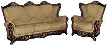 Dodington 2 Piece Sofa Set Astoria Grand Colour: