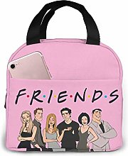 DODOD Frie-Nds Tv-Show Portable Insulated Tote