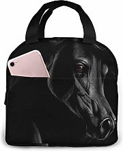 DODOD Horse Portrait Insulated Lunch Bag Large