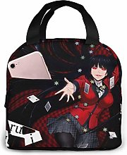 DODOD Kakegurui Portable Insulated Tote Lunch Box