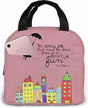 DODOD Mary Poppins Fun Quote Waterproof Kids