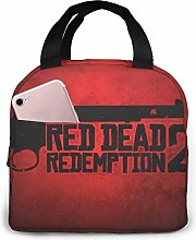 DODOD Red-Dead Redemption-2 Unisex Students Adults